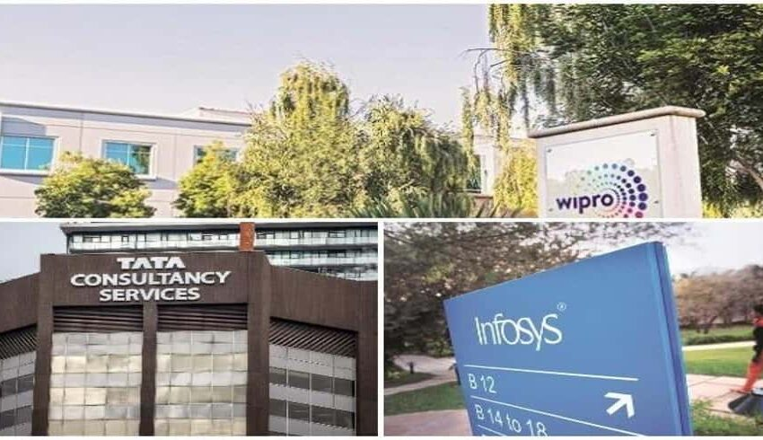 Mega hiring for freshers in TCS, Infosys, HCL Tech and Wipro in 2021