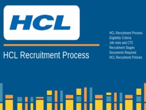 Apply for Entry Level roles at HCL and launch your careers first role after graduation