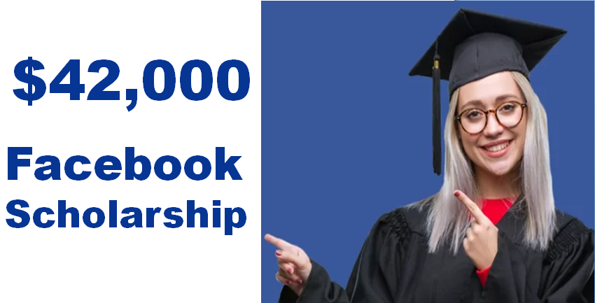 Facebook Fellowship 2021 -2022 with $42,000 annual stipend | Apply Now