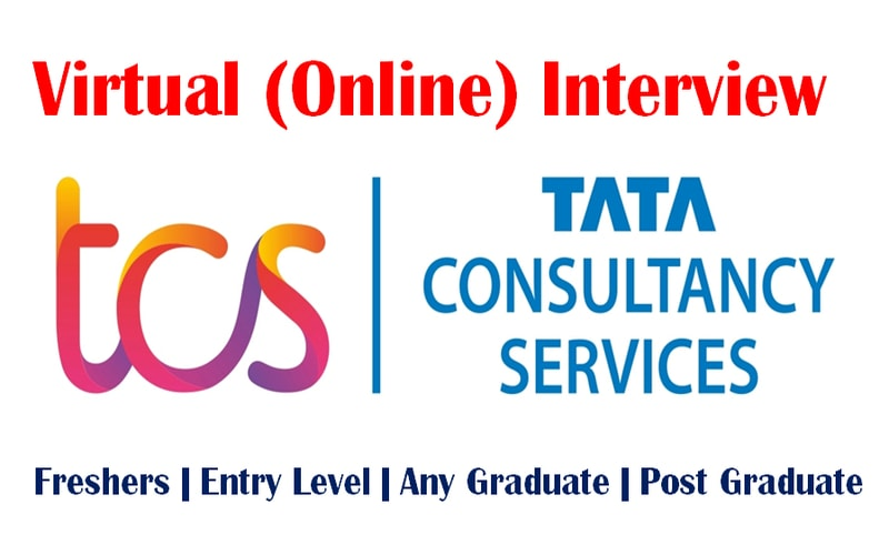 Virtual (Online ) Interview at TCS