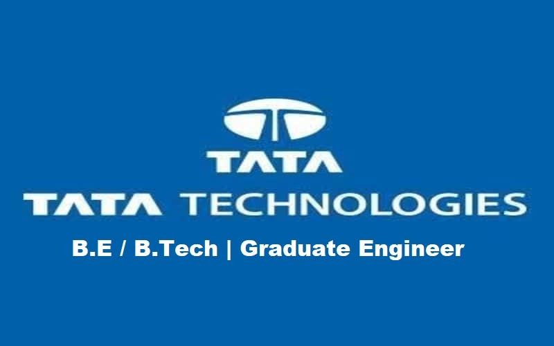 Tata Technologies Graduate Engineer
