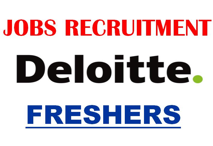 Urgent Deloitte Jobs Openings for Freshers | Analyst | 0 - 1 yrs | Bengaluru