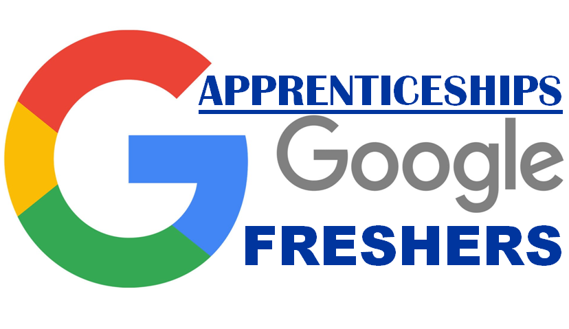 Build Your Future With Google Apprenticeships