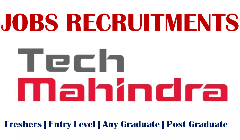 ech Mahindra Jobs Recruitment for Entry Level | Help Desk | Any Graduate | 0.6 - 5 yrs | Apply Now
