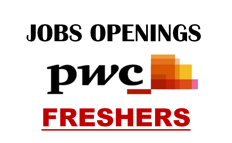 Urgent Jobs Openings at Big Four Services Firm PwC for Freshers | Analyst | Any Graduate | 0 – 1 yrs | Ireland
