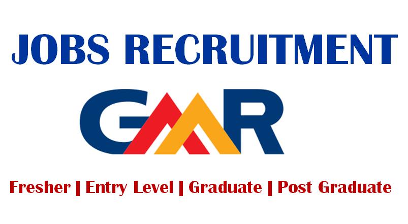GMR Recruitment 2021