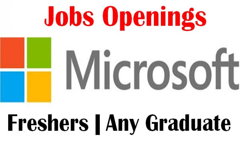 Amazing Jobs Openings At Microsoft for Freshers   Analyst   Any Graduate   0 - 1 yrs   Nigeria, Afrika