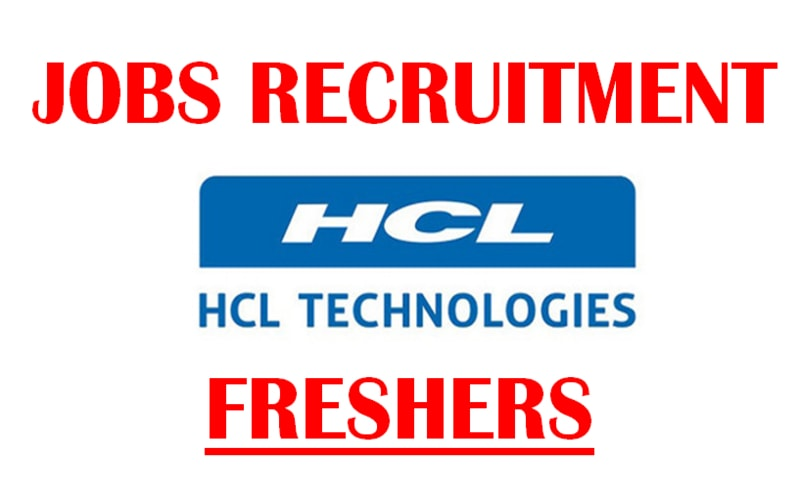 Urgent HCL Jobs Openings for Freshers | Analyst | Any Graduate | 0 - 1 yrs | USA