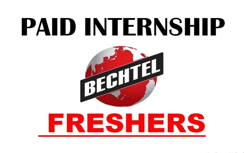 Bechtel Paid Internship
